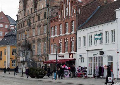 Город Ольборг, Дания
