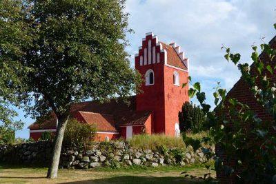 Религия в Дании