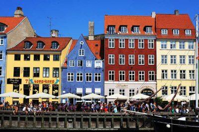 Население Дании