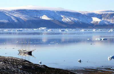 Почему Гренландия принадлежит Дании