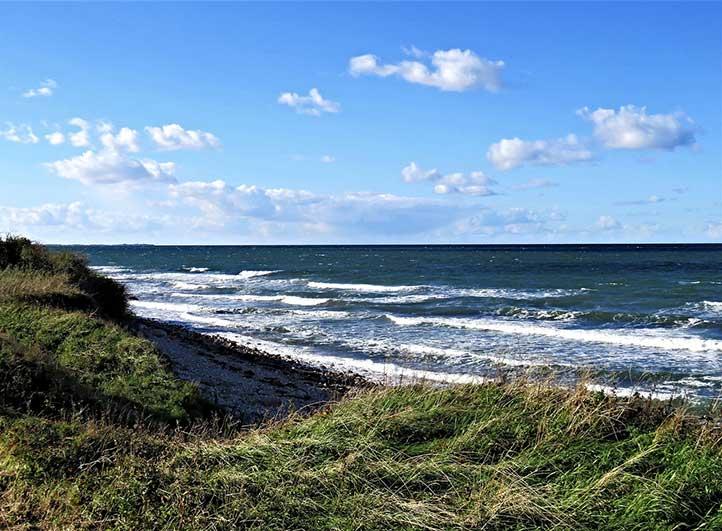 море в Дании
