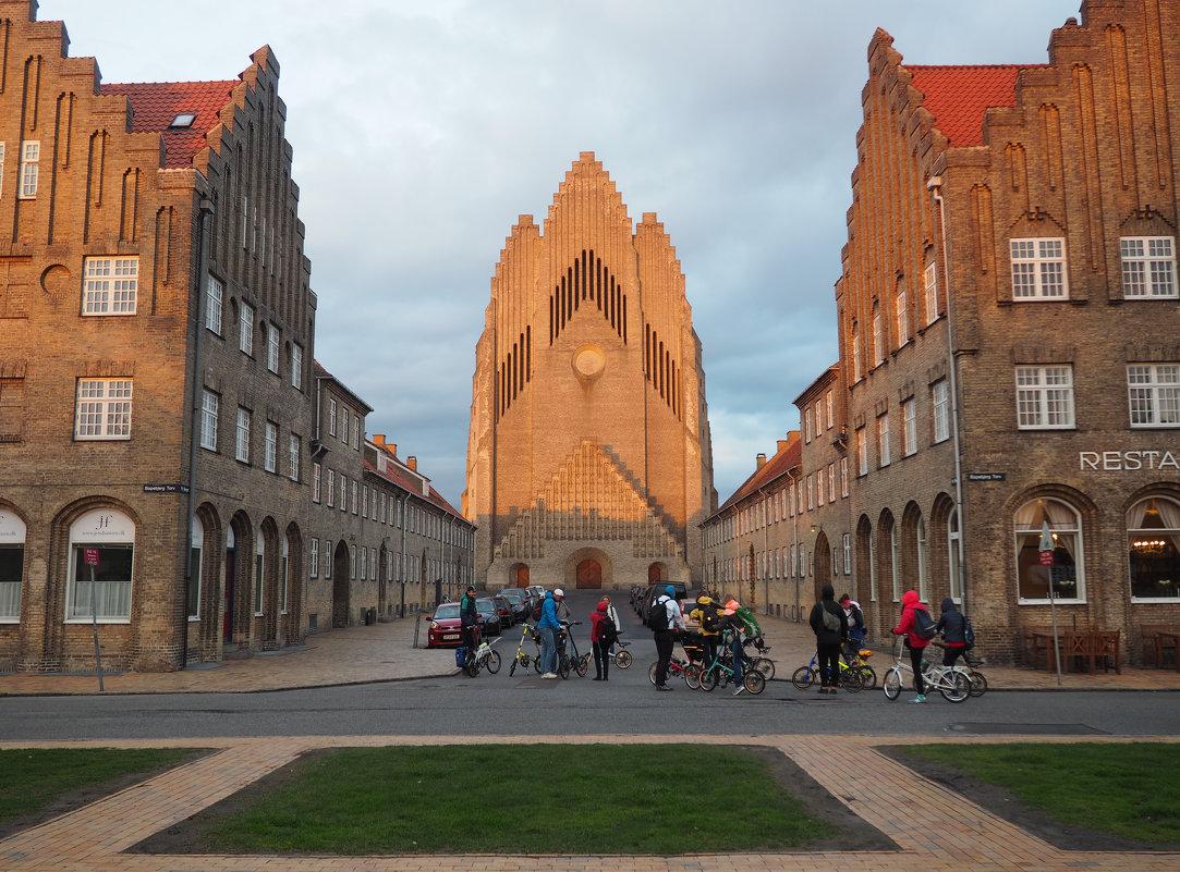 Достопримечательности в Дании