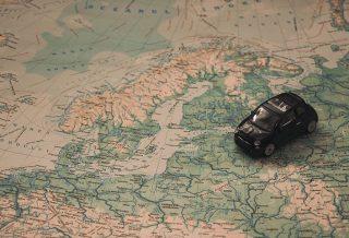 Географическое положение Дании